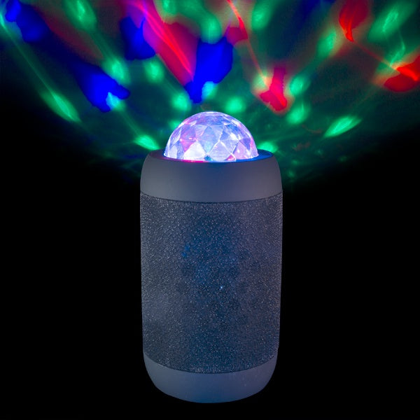 Black Disco Ball Wireless Speaker