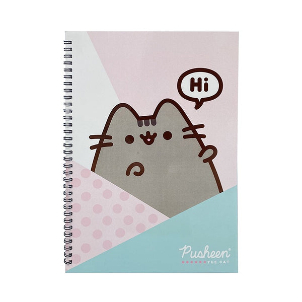 Pusheen 20 Notebook