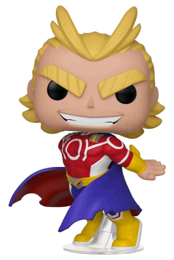 My Hero Academia - All Might (Silver Age) Pop! Vinyl