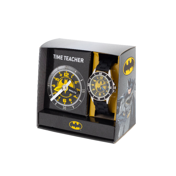 Batman Time Teacher Watch