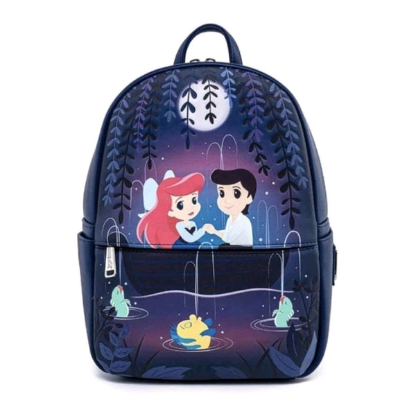 The Little Mermaid - Gondola Scene Mini Backpack