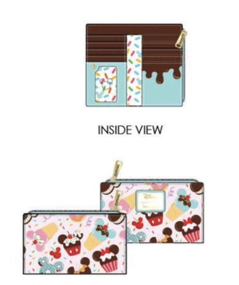 Mickey Mouse - Sweets Flap Purse