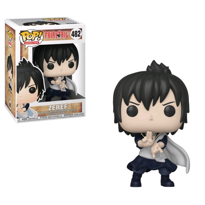 Fairy Tail - Zeref Pop! Vinyl