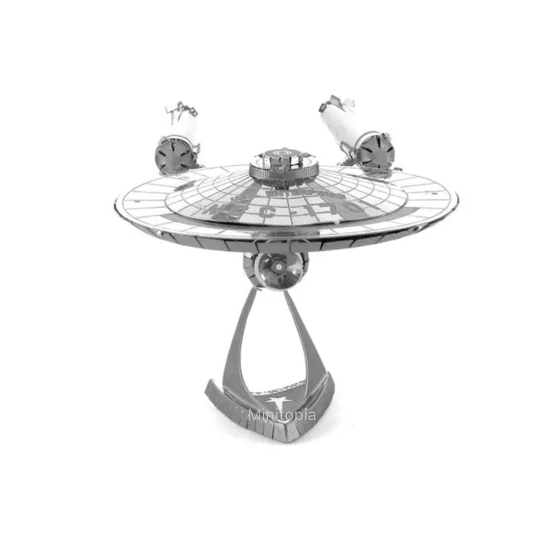3D Metal DIY Model - Enterprise