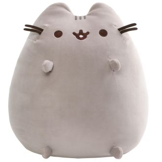 PUSHEEN: SQUISHEEN SITTING POSE 38CM