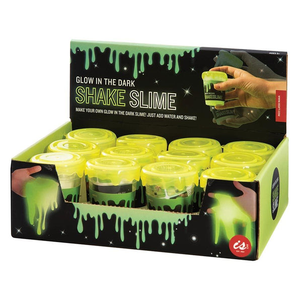 IS GIFT Shake Slime - MYO Glow In The Dark Slime