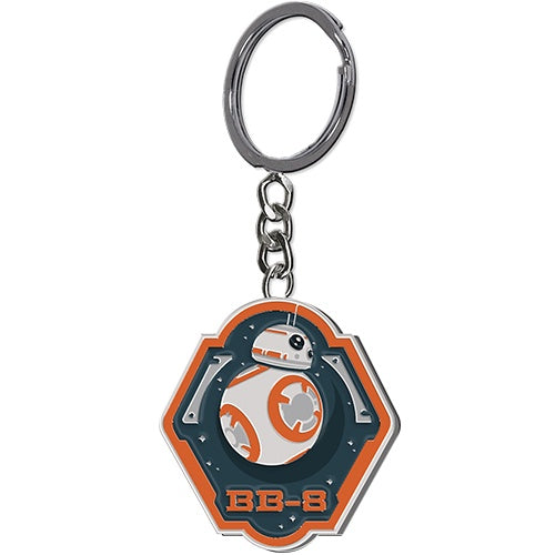 STAR WARS BB8 KEYRING