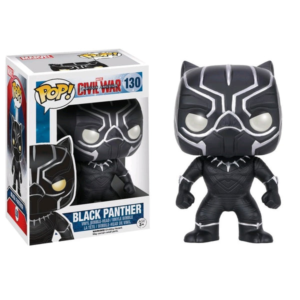 Captain America 3: Civil War - Black Panther Pop! Vinyl