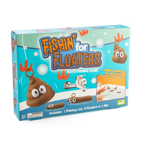 Fishing for Floaters Bath Fishing Game