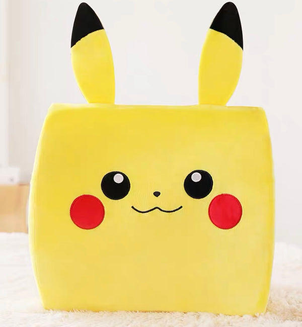 Memory Foam Pikachu Cushion