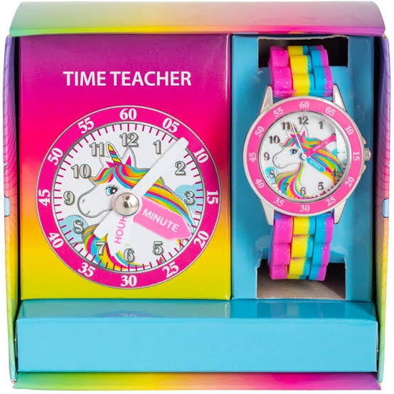 Unicorn Time Teacher Watch