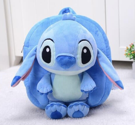 Lilo & Stitch - Stitch Plush Backpack