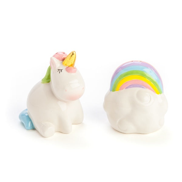 Dreamy Unicorn Salt & Pepper Set