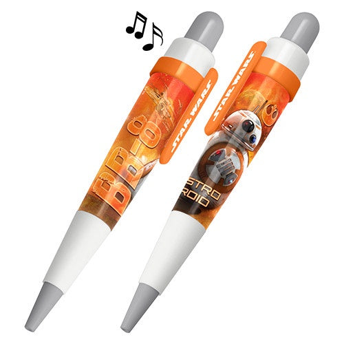 STAR WARS BB-8 MUSICAL PEN
