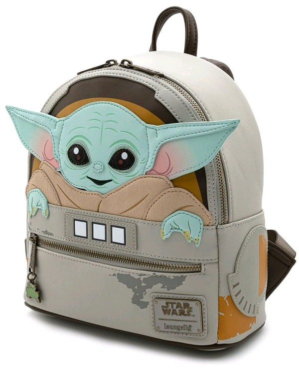 Star Wars: The Mandalorian - The Child Cradle Mini Backpack