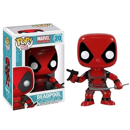 Deadpool - Deadpool Pop! Vinyl