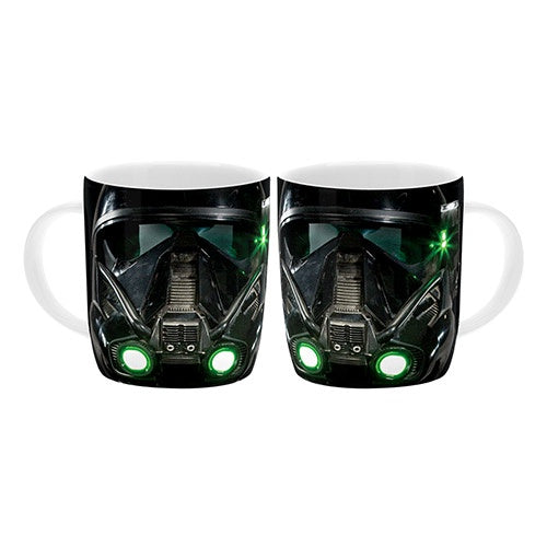 STAR WARS DEATH TROOPER BARREL MUG