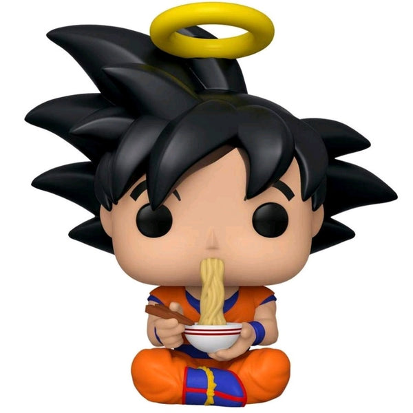 Dragon Ball Z - Goku Eating Noodles US Exclusive Pop! Vinyl [RS]