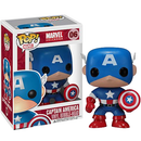 Captain America - Pop! Vinyl