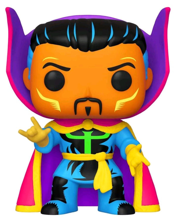 Doctor Strange - Doctor Strange Black Light US Exclusive Pop! Vinyl [RS]