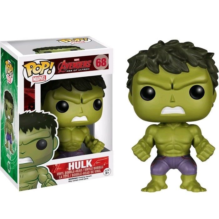 Avengers 2: Age of Ultron - Hulk Pop! Vinyl