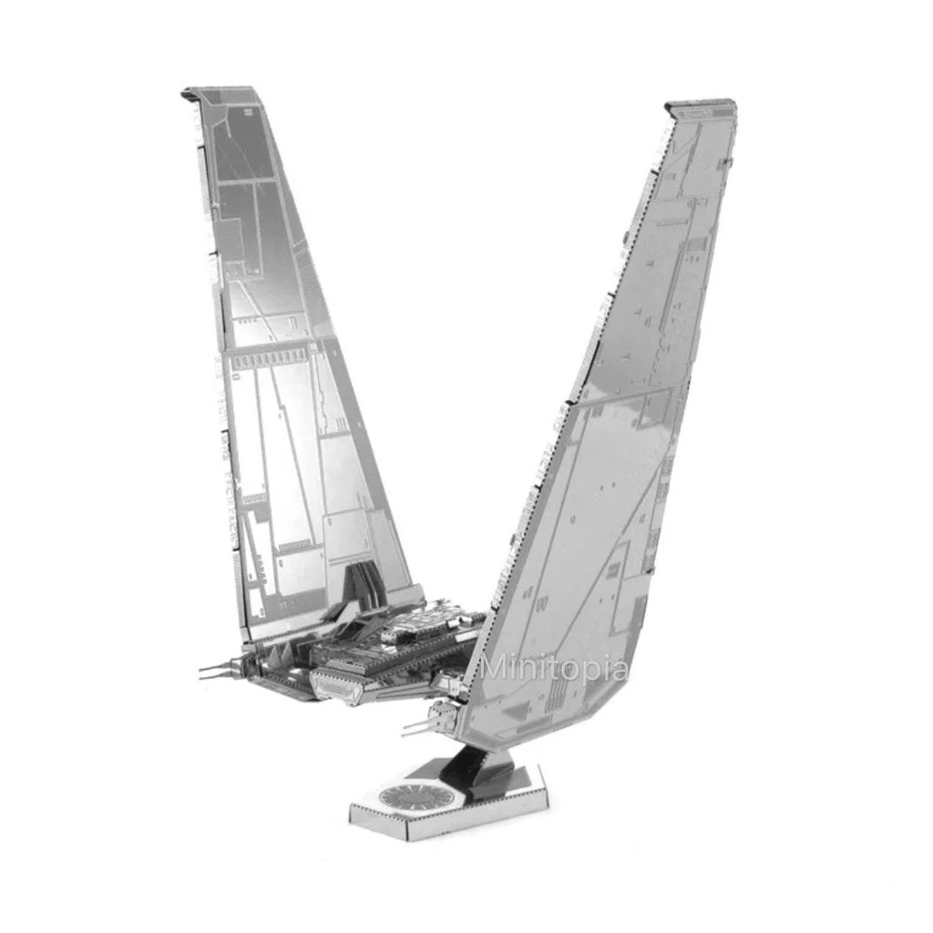 3D Metal Model - Command Shuttle
