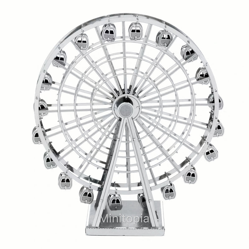 3D Metal DIY Model - Ferris Wheel