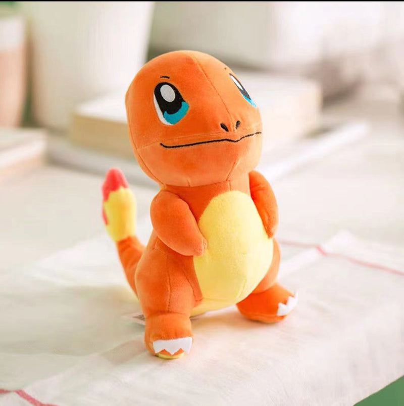 "Pokemon - Charmander 8"" Plush"