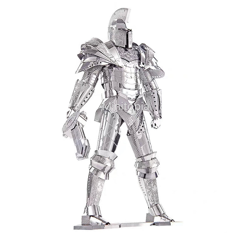 3D Metal DIY Model - Black Knight A