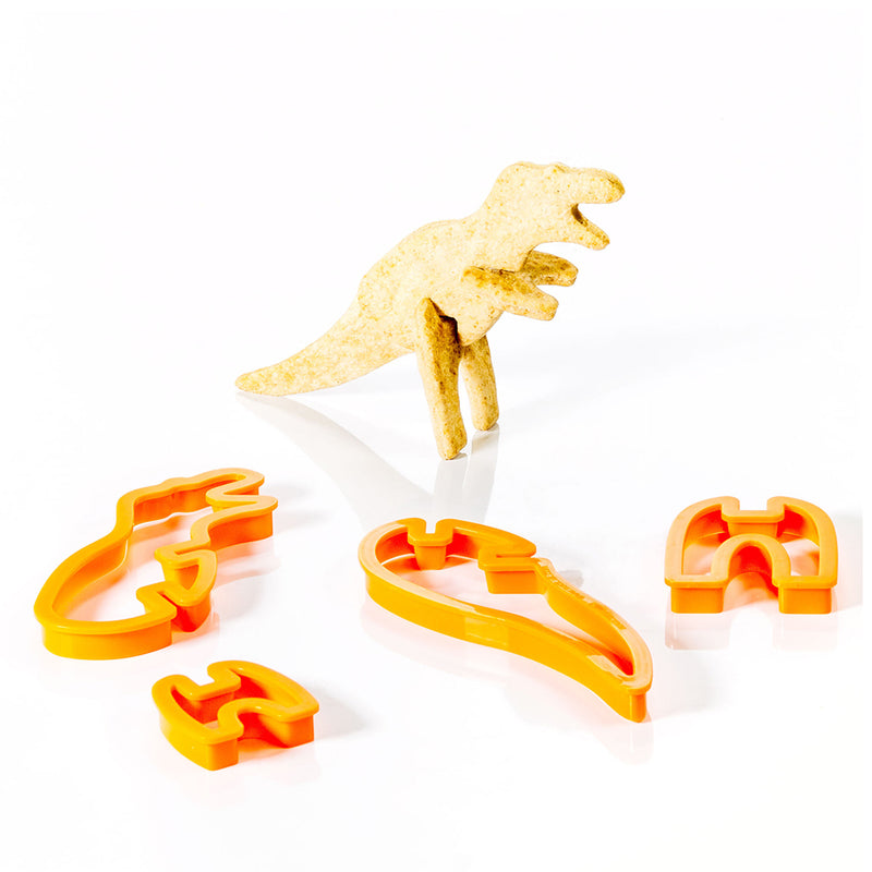 Cookie Cutter Dinosaur Series