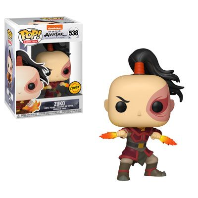 Avatar The Last Airbender - Zuko (with chase) Pop! Vinyl