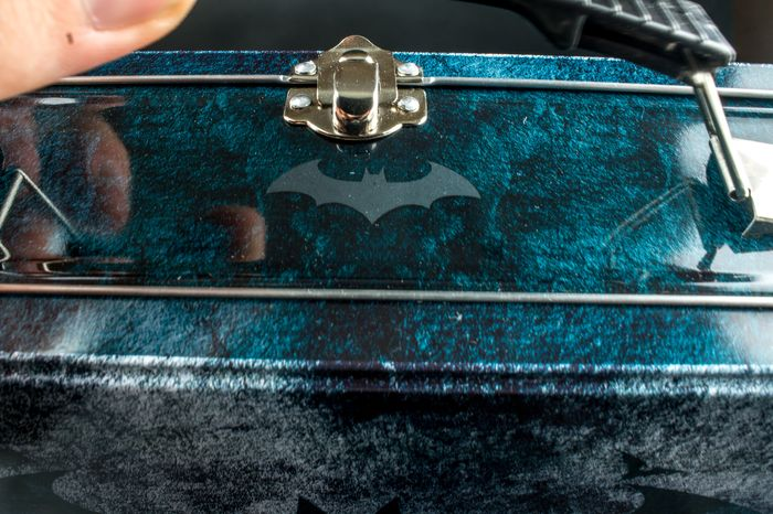 Batman: Arkham Knight - Logo Lunchbox