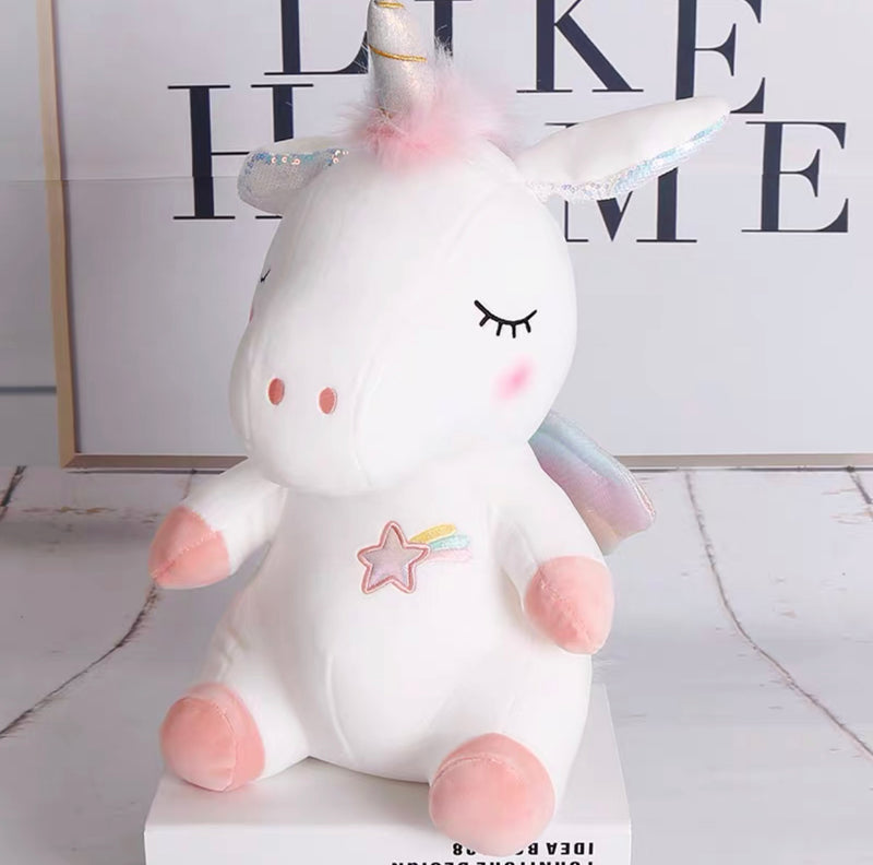 Amelia Alicorn Plush (Unicorn)