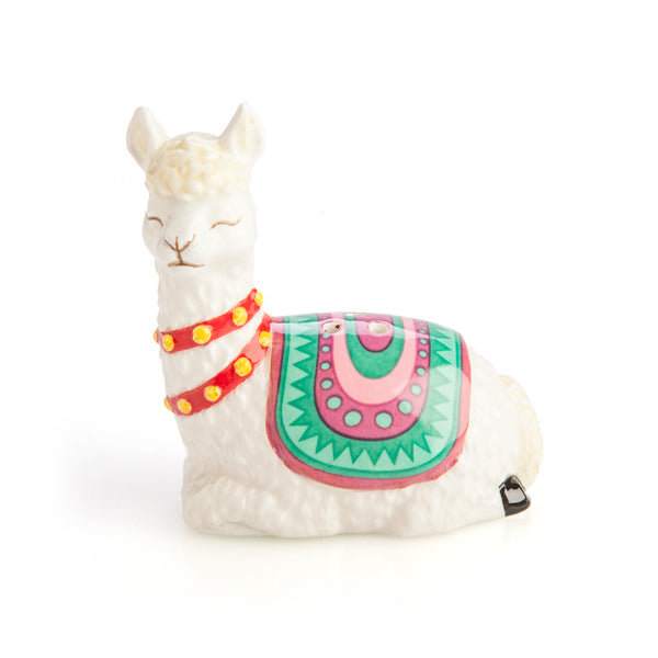 Alpaca Salt and Pepper Set