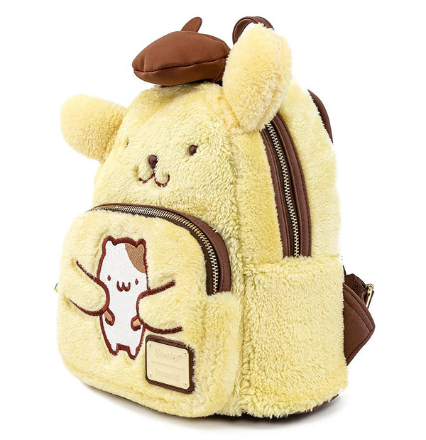 Sanrio - Pompompurin Mini Backpack