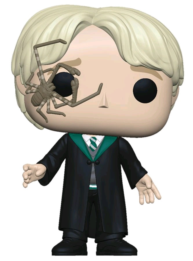 Harry Potter - Draco Malfoy with Whip Spider Pop! Vinyl