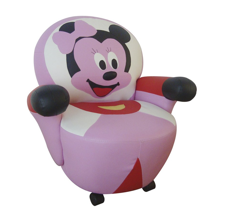 Minnie Mouse Chair (HLD/K53)