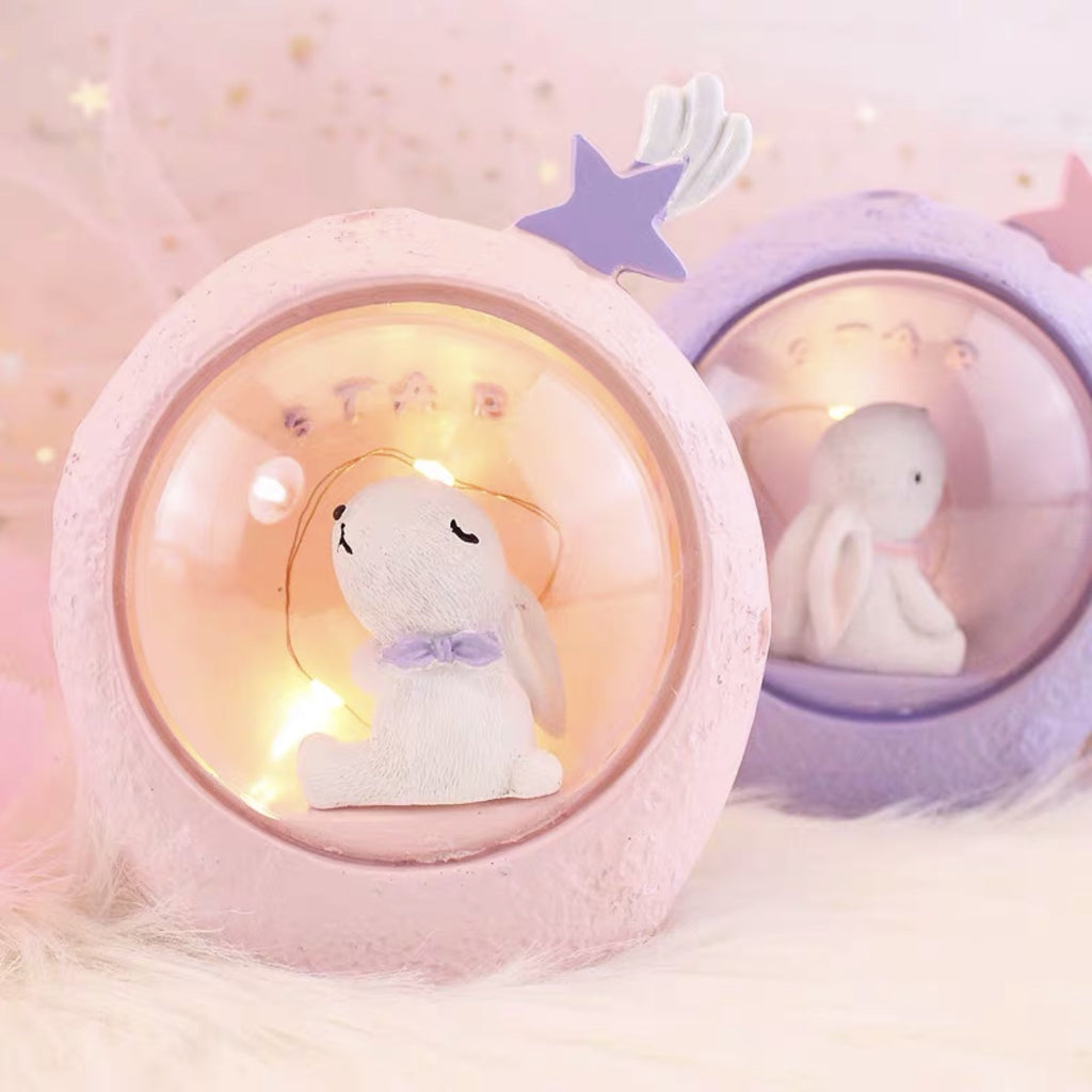 Space Bunny LED Lamp