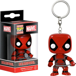 Deadpool - Pocket Pop! Keychain
