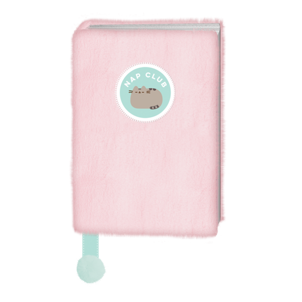 PUSHEEN Sweet Dreams Luxury A5 Notebook (Nap Club)