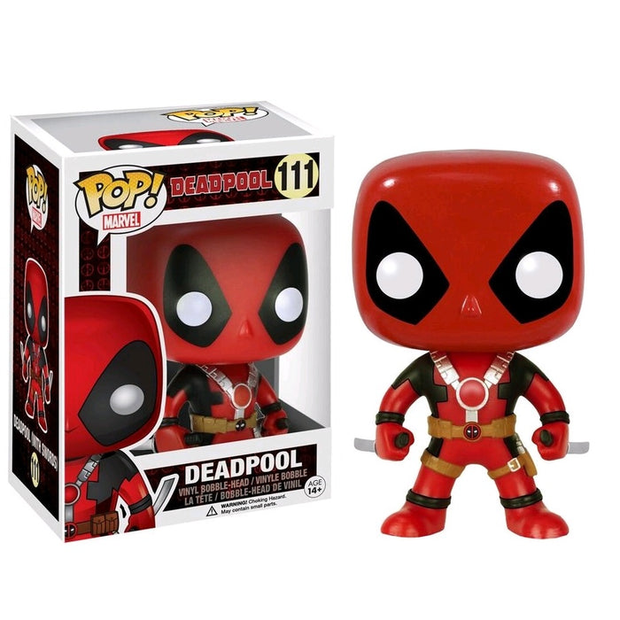 Deadpool - Two Swords Pop! Vinyl