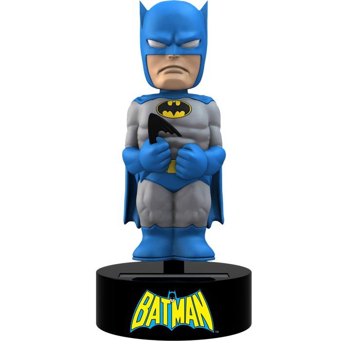 Batman (1966) - Batman Body Knocker