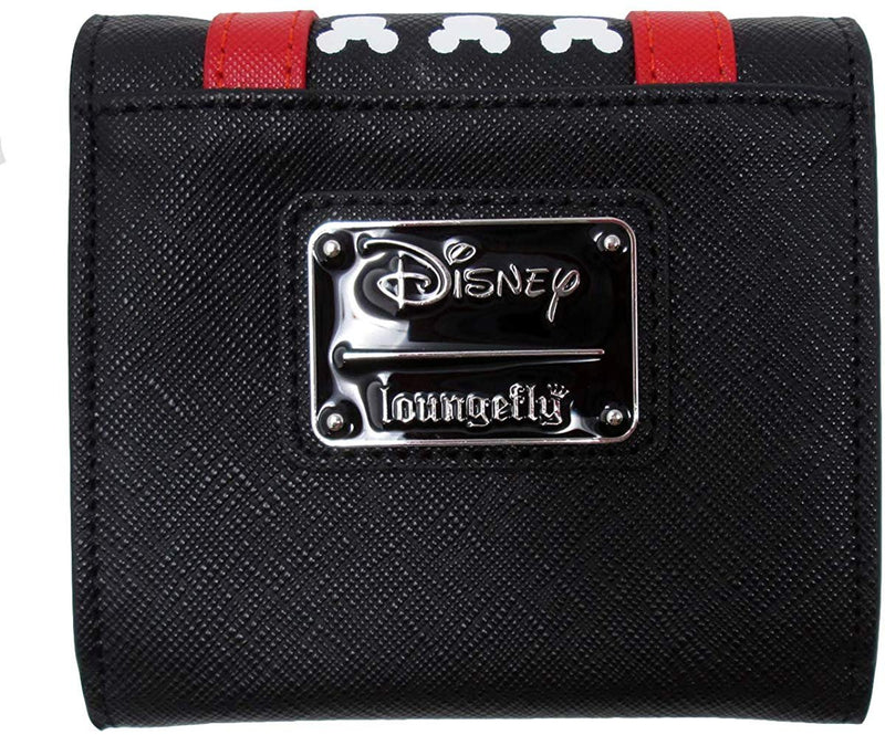 Mickey Mouse - Red Stripe Purse