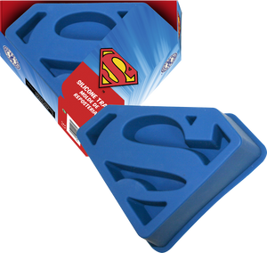 Superman - Logo Silicone Cake Mould