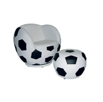 Soccerball Swivel Chair with Ottoman (HLD/QY01)