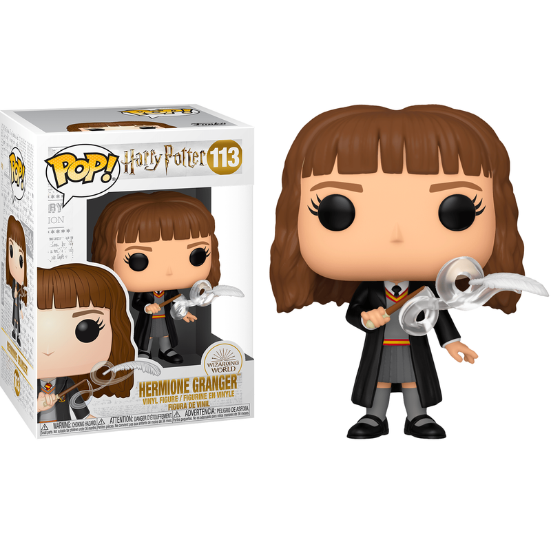 Harry Potter - Hermione with Feather Pop! Vinyl