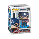 Avengers 4: Endgame - Captain America with Mjolnir Pop! Vinyl