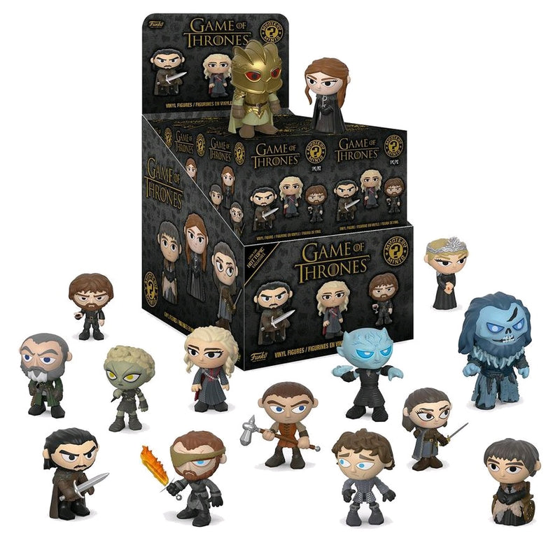 Game of Thrones - Season 10 US Exclusive Mystery Minis Blind Box [RS]