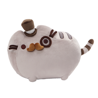 Pusheen Fancy with Top Hat and Monacle Plush 32cm
