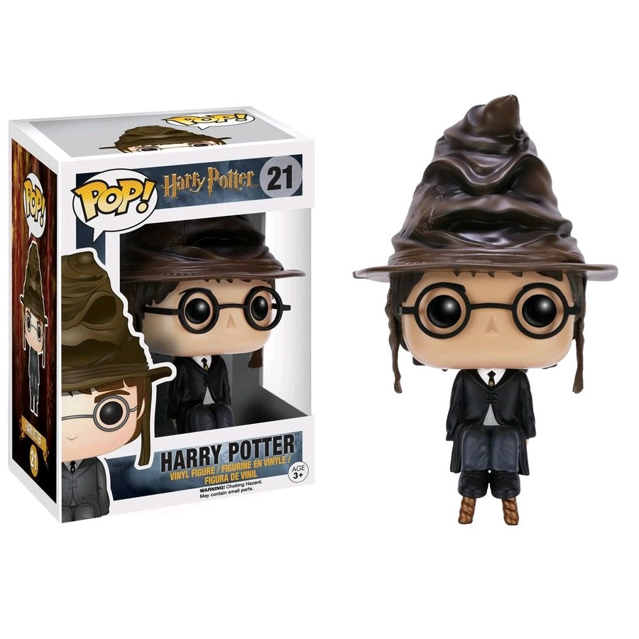Harry Potter - Sorting Hat US Exclusive Pop! Vinyl